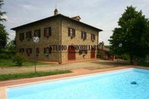 Toscana, Monte San Savino (AR)